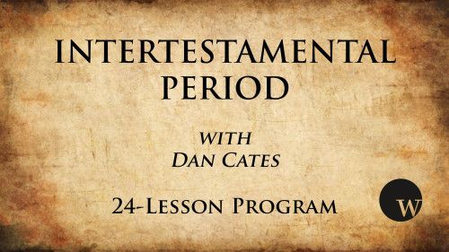 Intertestamental Period Program