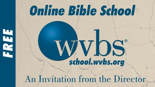 Online Bible School Invitation