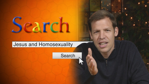 Jesus and Homosexuality