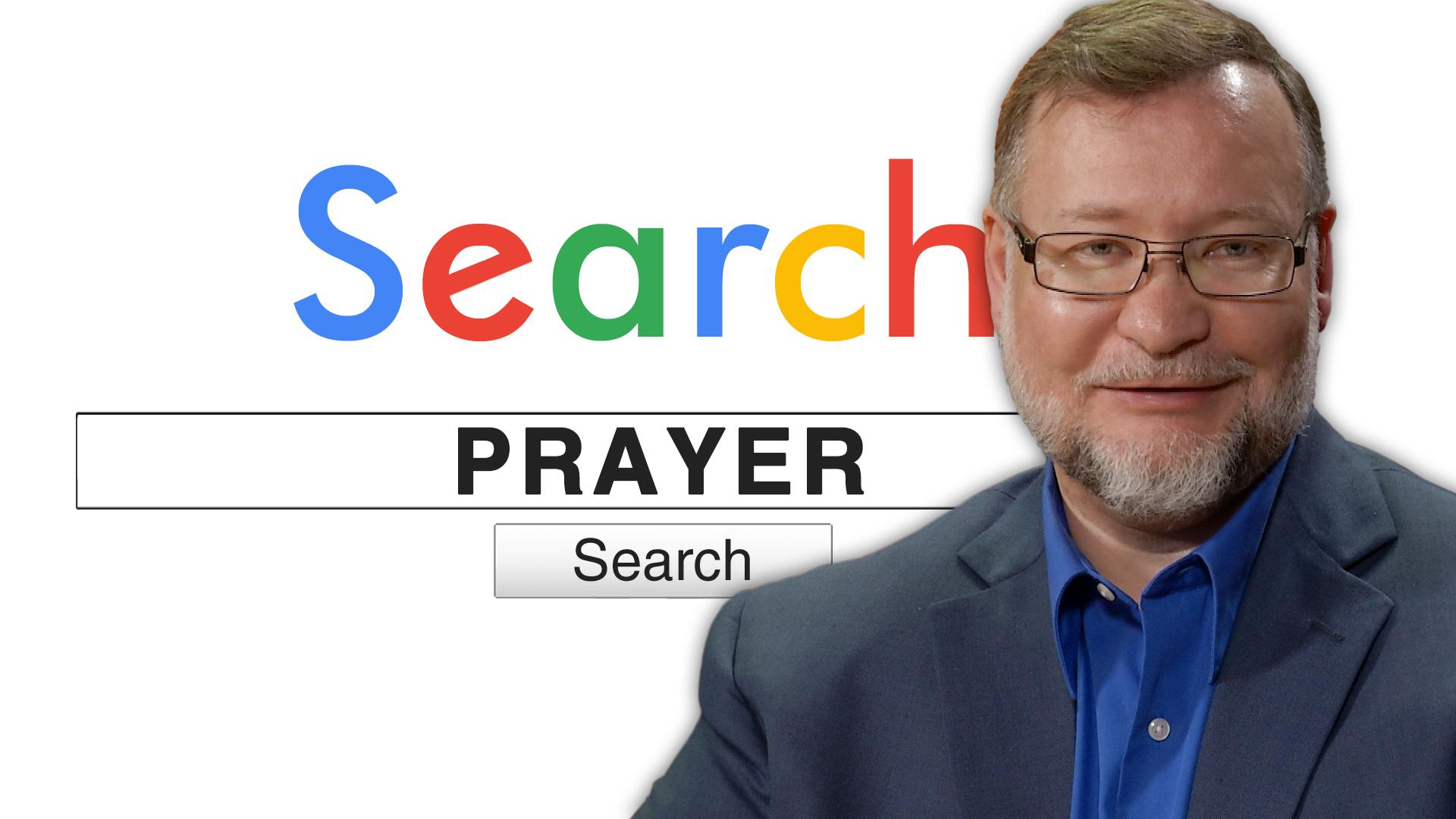 Search Prayer
