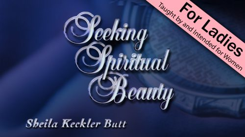 Seeking Spiritual Beauty