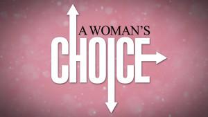 A Woman's Choice (Program)