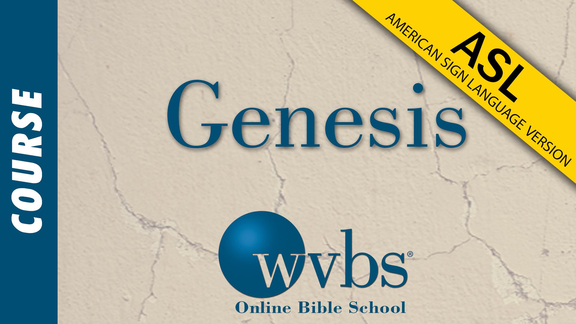 Genesis (ASL)