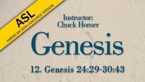 Lesson 12 | Genesis (ASL)