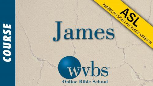 James (ASL)