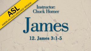 Lesson 12   James (ASL)