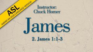 Lesson 2 | James (ASL)