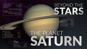 Saturn | Beyond the Stars