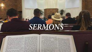 Category: Sermons