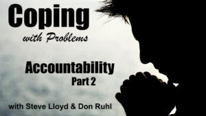 Coping with Problems: 14. Accountability (Part 2)