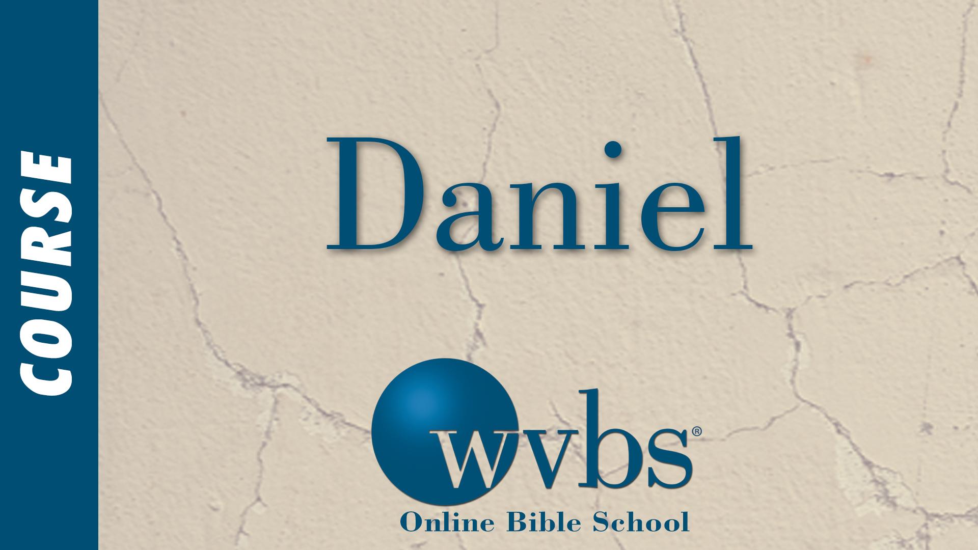 Daniel (Online Bible School)