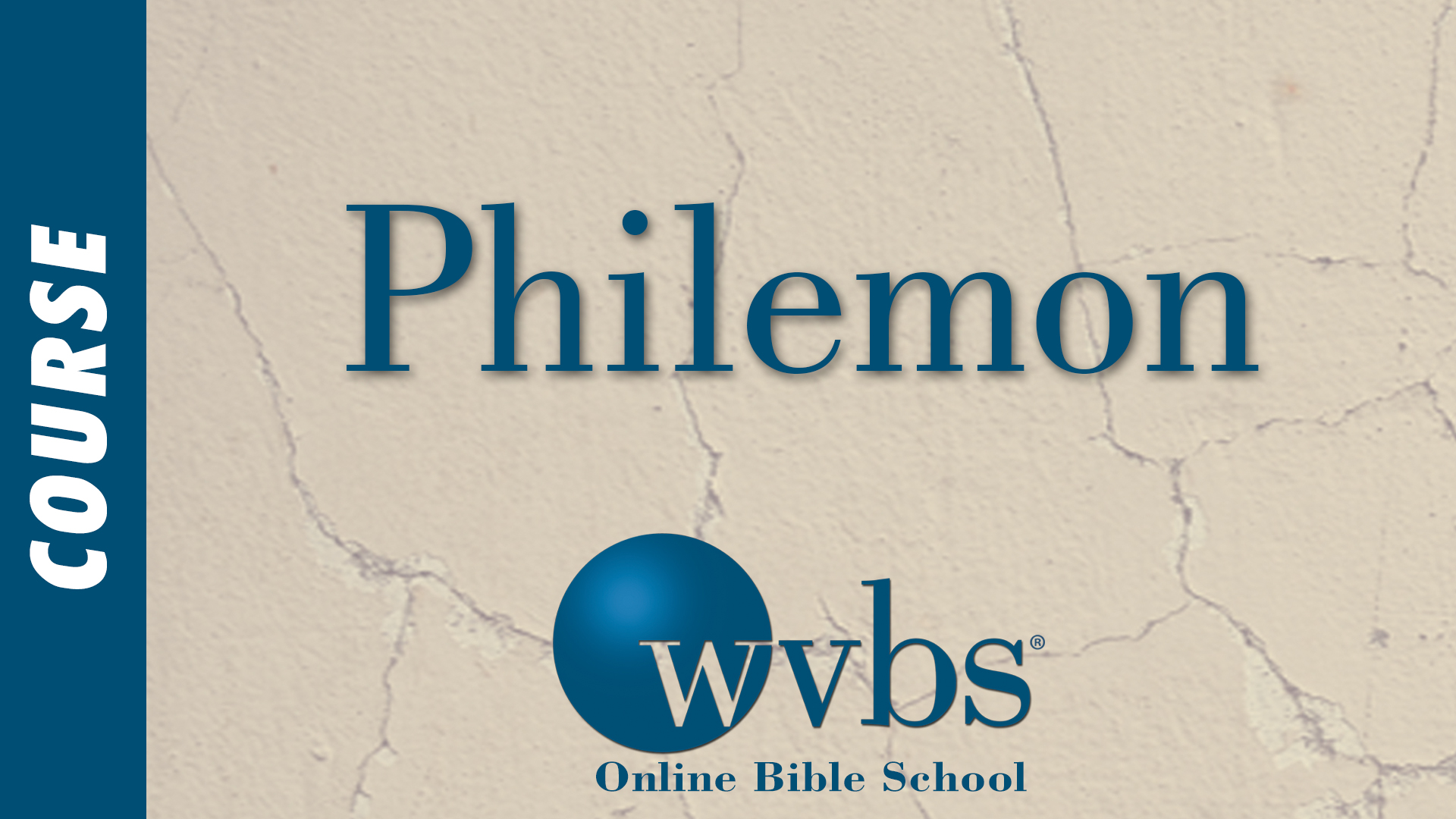 Philemon (Online Bible School)
