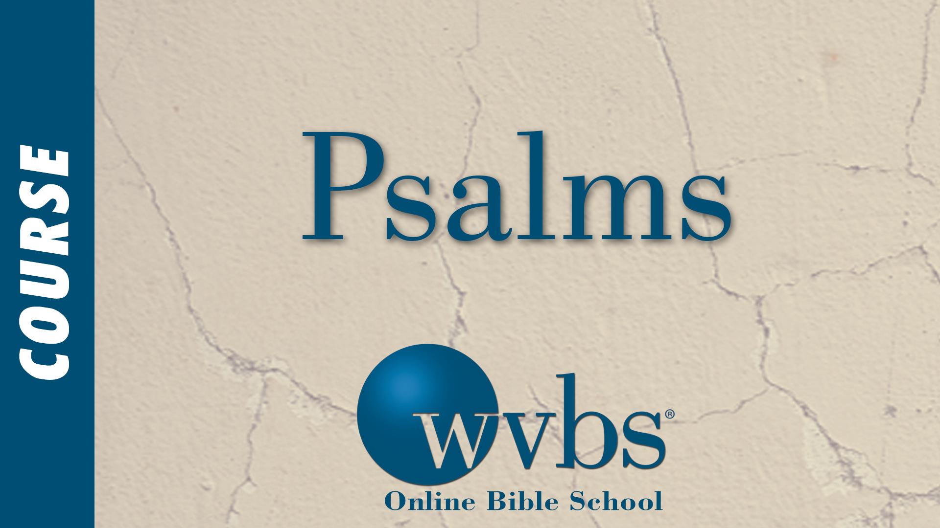 Psalms (Online Bible School)