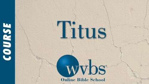 Titus (Online Bible School)