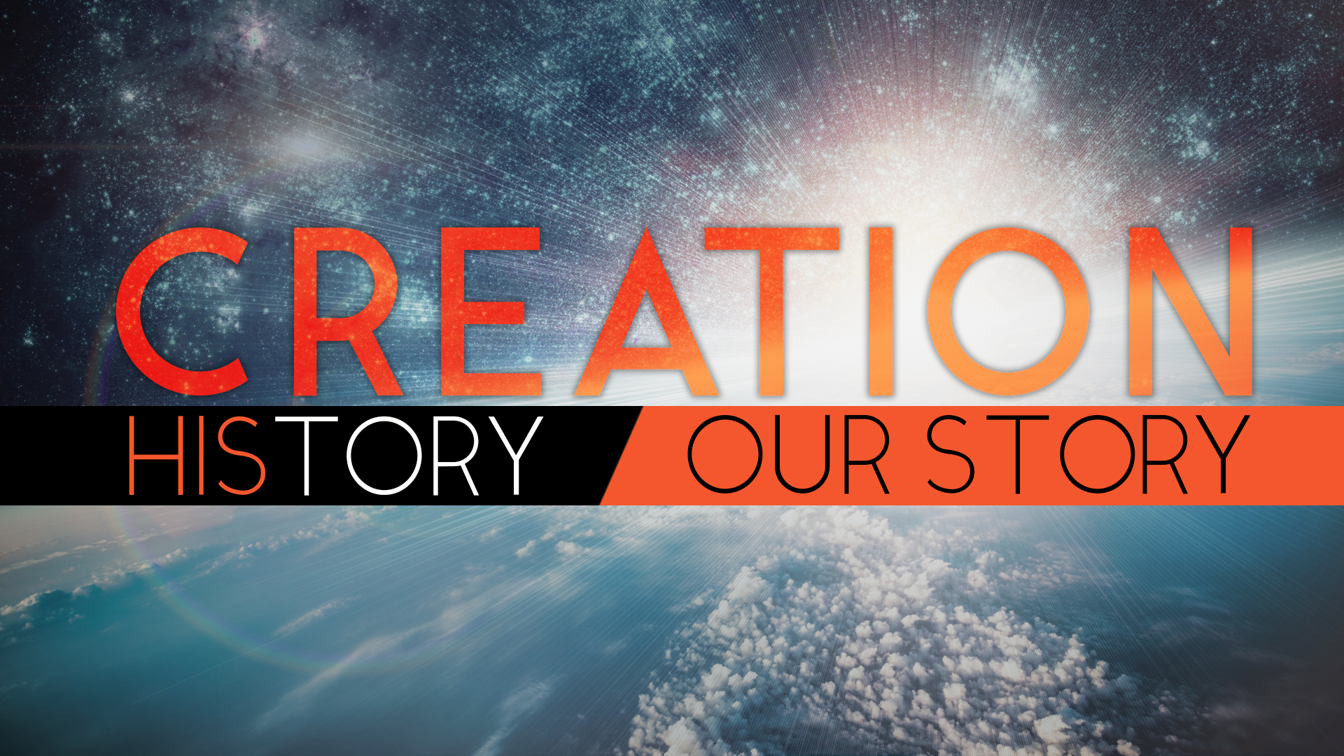 Creation: HIStory / OUR Story