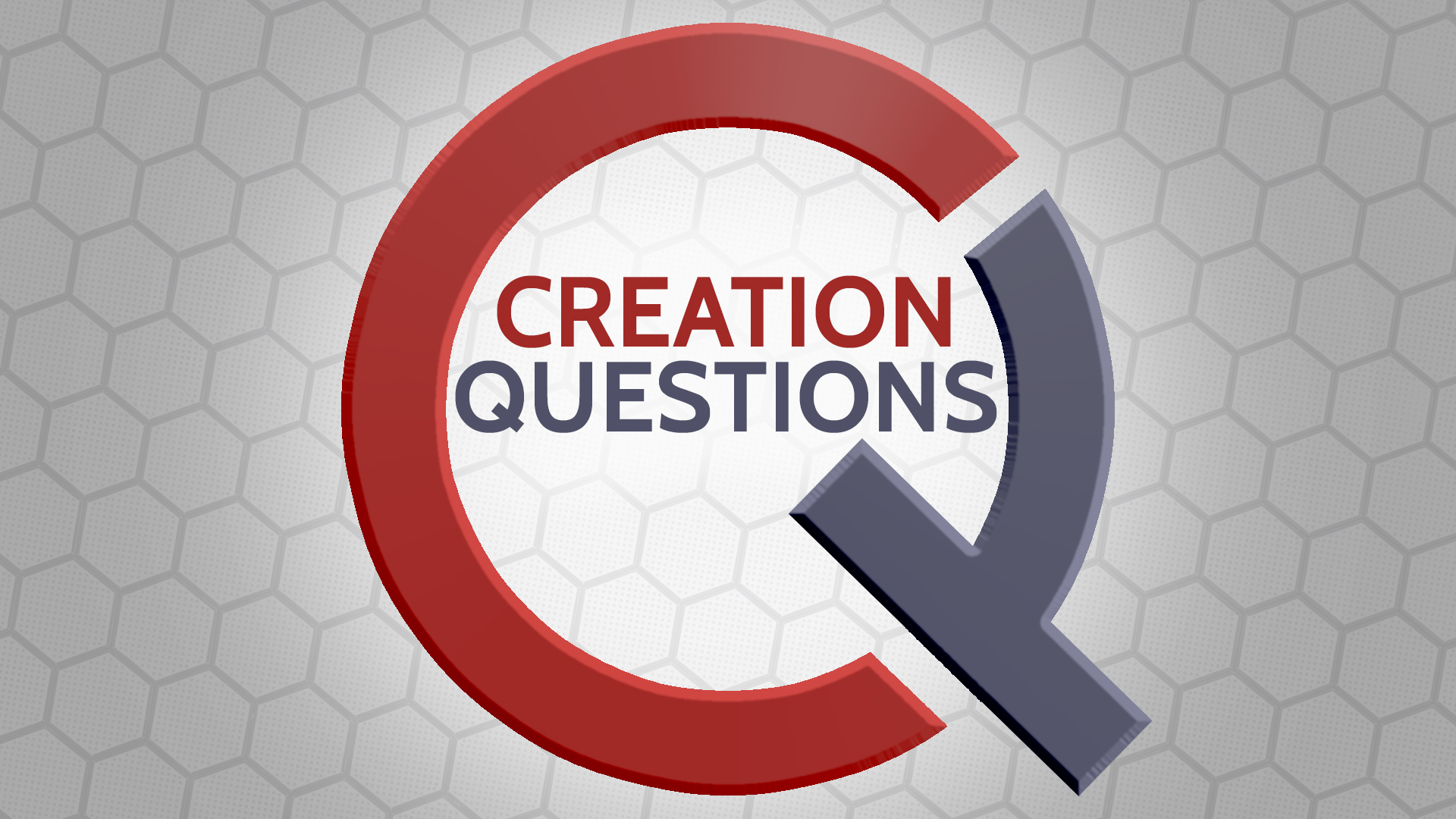 Creation Questions