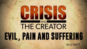Evil, Pain and Suffering   Crisis and the Creator