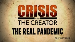 The Real Pandemic   Crisis and the Creator