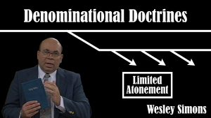 14. Limited Atonement | Denominational Doctrines