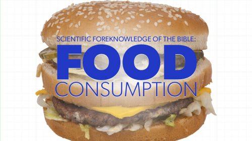 Scientific Foreknowledge: Food Laws