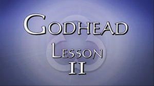 11. Unity Continued | Godhead