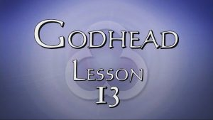 13. Truth Continued / Love | Godhead