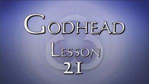 21. Providence | Godhead