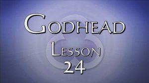 24. Providence Continued | Godhead