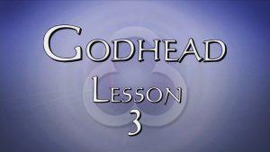 3. Attributes | Godhead