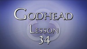 34. Jesus is God | Godhead