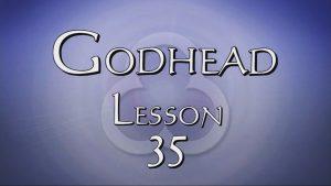 35. Jesus and Worship | Godhead