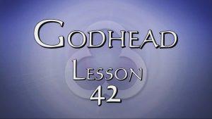 42. Providence Continued / Holy Spirit | Godhead