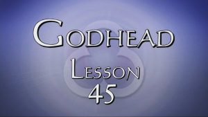 45. The Holy Spirit Indwelling Continued | Godhead