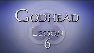 6. Personality Continued / Self Existence | Godhead