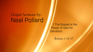 1. The Gospel is the Power of God for Salvation