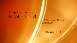 9. Salvation: Choice or Chosen