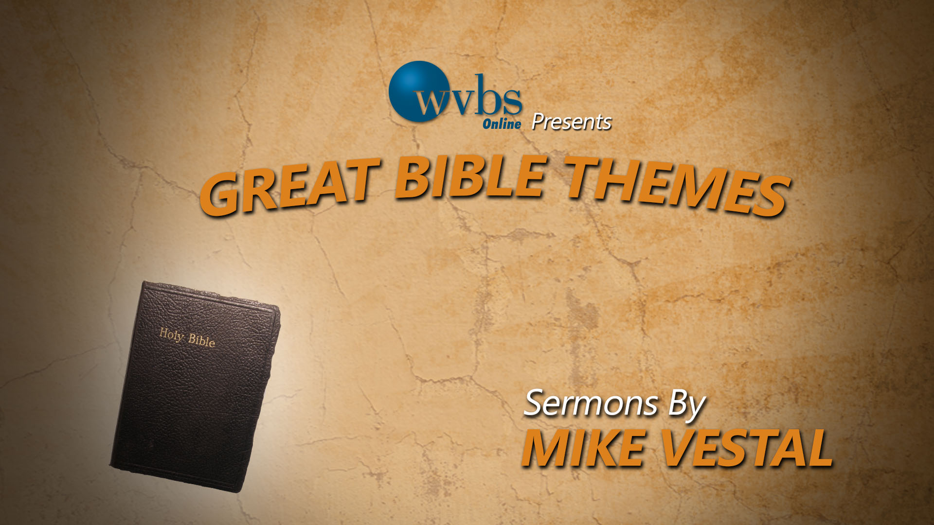 Great Bible Themes
