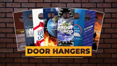 How to Use: Door Hangers