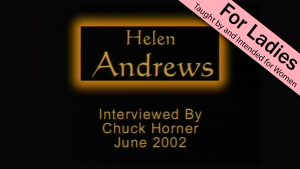 Helen Andrews | Interviews With Christian Women