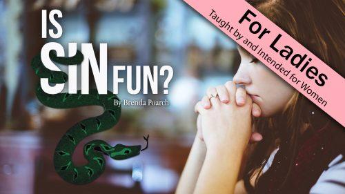 Is Sin Fun?