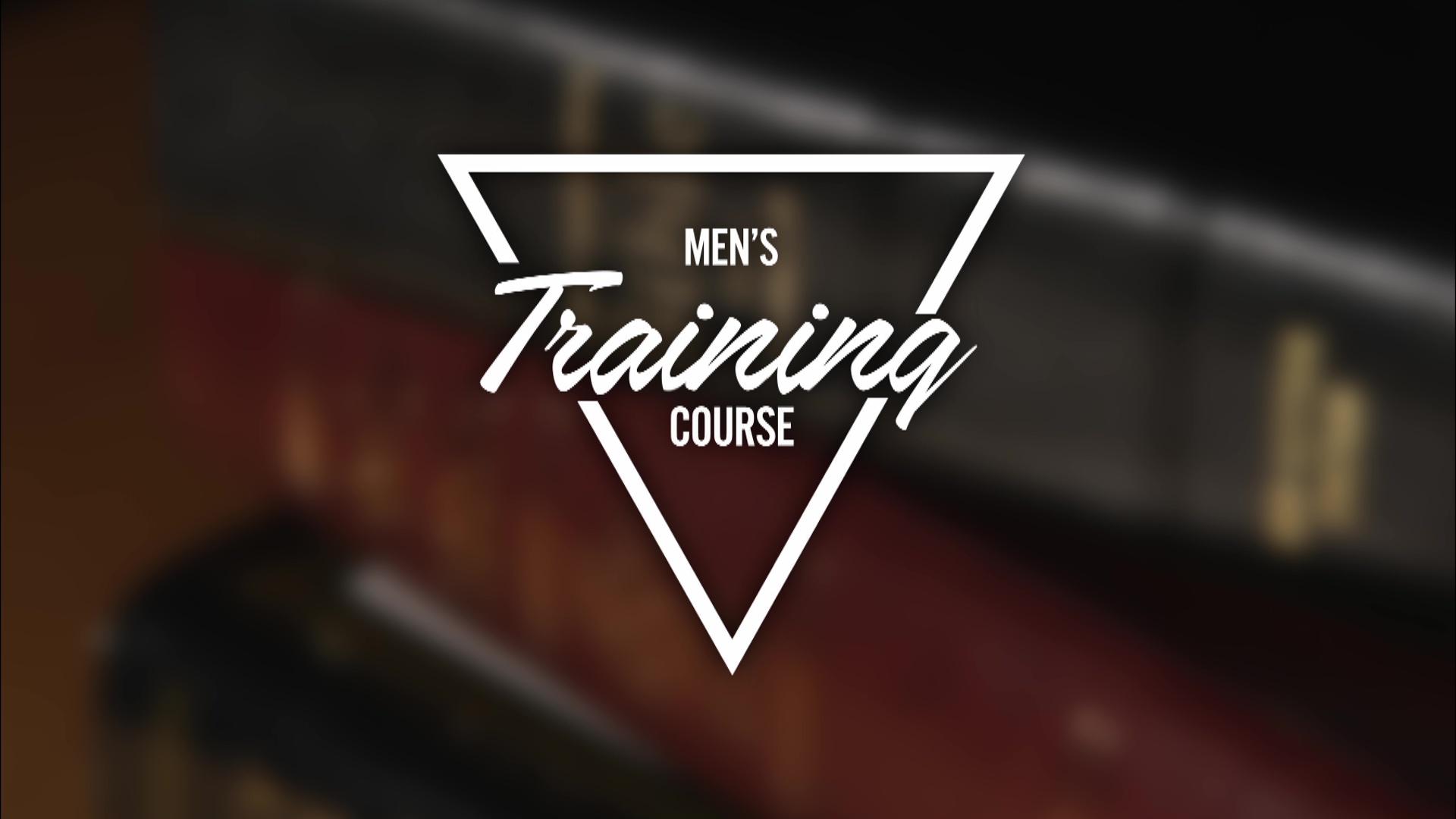 Men's Training Course