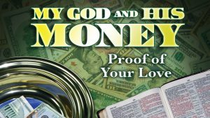 Proof of Your Love | My God and His Money
