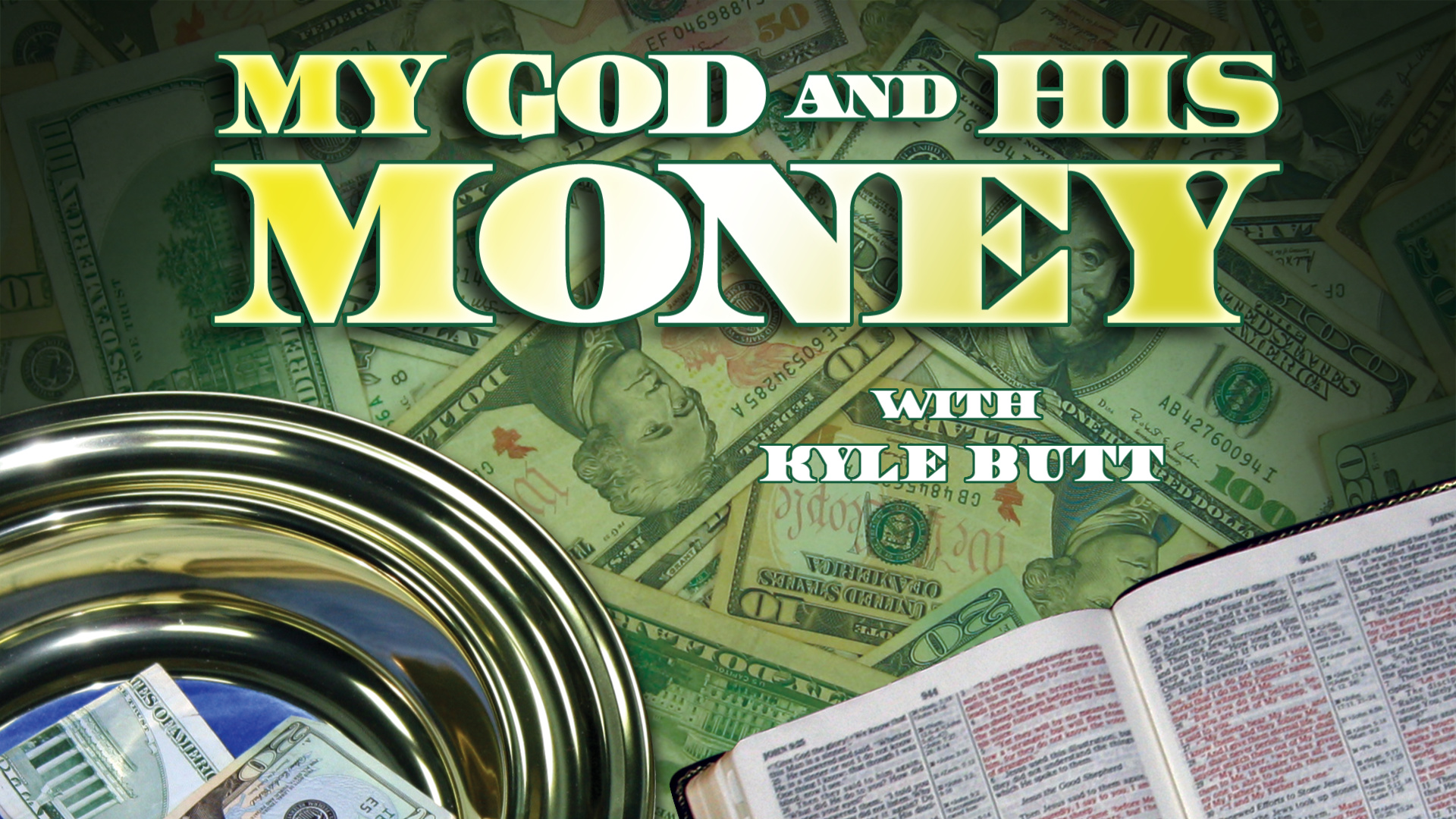 My God and His Money