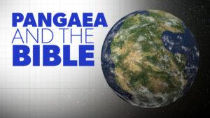 Pangaea and the Bible