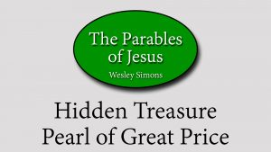 2. Hidden Treasure / Pearl of Great Price | Parables of Jesus