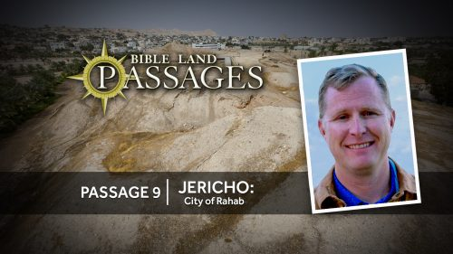 Passage 9 - Jericho: City of Rahab