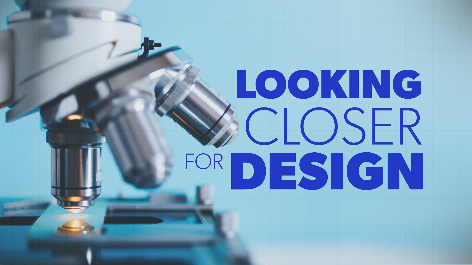 Looking Closer for Design   Proof for God
