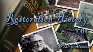 Restoration History Tour