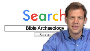Search Bible Archaeology Program