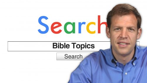 Search Bible Topics Program